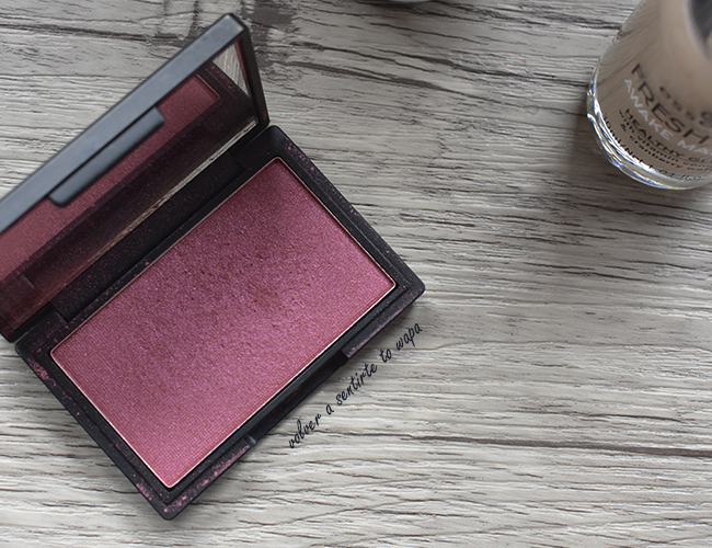 Colorete de SLEEK - tono Pomegranate