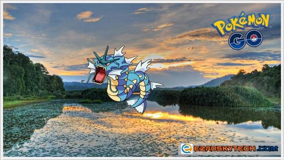 Pokémon Go - Gyarados