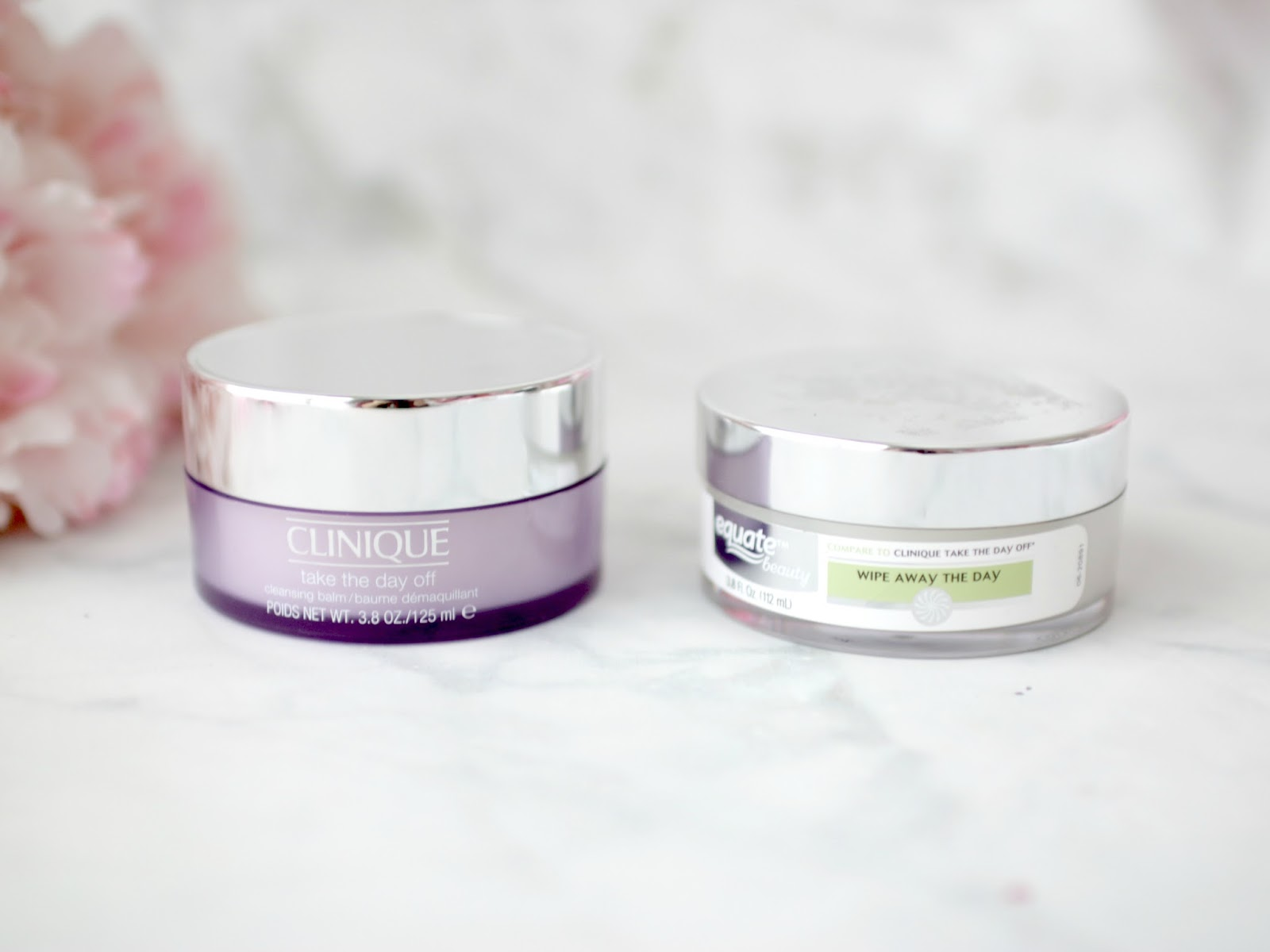 Dupe Clinique Take The Day Away Vs Equate Wipe Away The Day Elle Sees Bloglovin