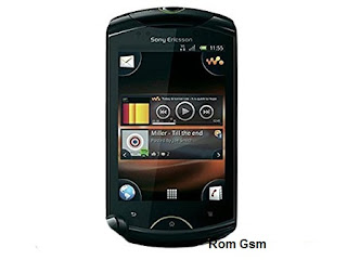 Firmware Download Sony Ericsson Live with walkman WT19a