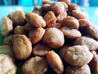 Mageli - Warung Ketupat Hj. Ramlah, Pasar Papan Martapura