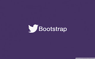 Contoh Web Menggunakan FrameWork Twitter Bootstrap