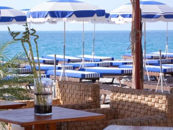 Praia Florida Beach em Nice