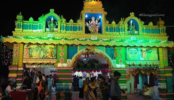 Chhattispara Mata Puja 2018