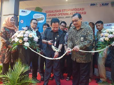 Kabupaten Bekasi Merupakan Kabupaten Kota Pertama Resmikan