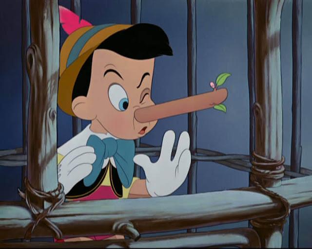 Tu nariz te delata cuando mientes
