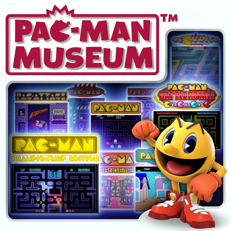 PAC-MAN Museum PC Full ESPAÑOL