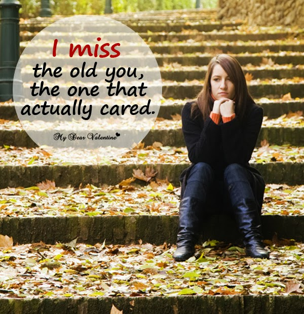 Come Back, I Miss You Picture Quotes