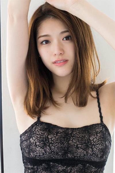 Sayuri Matsumura 松村沙友理, Young Gangan 2019 No.10 (ヤングガンガン 2019年10号)