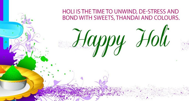 Happy Holi Wishes with Images