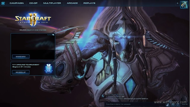 Part StarCraft II Legacy Of The Void How To Install