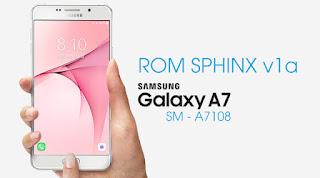 Samsung Galaxy A7 (2016) SM-A7108