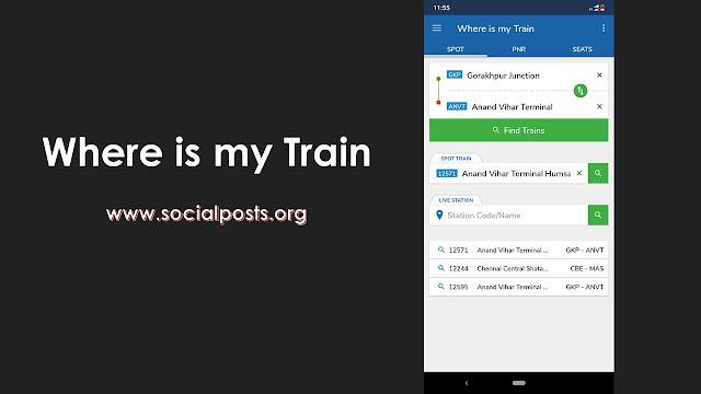 Best Indian Railway Apps