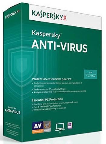 Kaspersky Antivirs 2017 Security Free Download