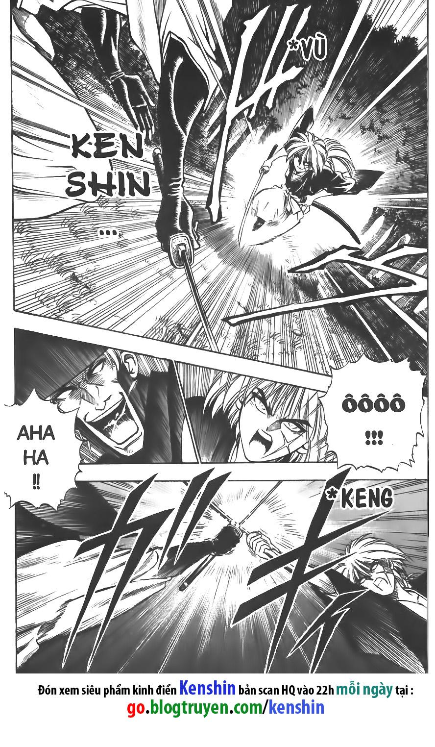 Rurouni Kenshin chap 12 trang 9