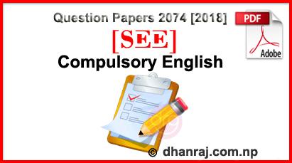 Compulsory-English-Exam-Paper-2074-2018-RE-101CC-SEE