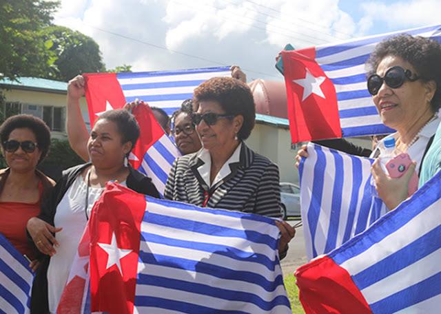 """Pemimpin Oposisi Menyerukan Kepada Fiji untuk Mengakhiri """"Pengkhianatan"""" terhadap West Papua"""