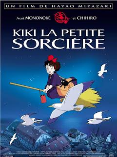 film animation ghibli enfant kiki petite sorcière autre que disney à voir absolument
