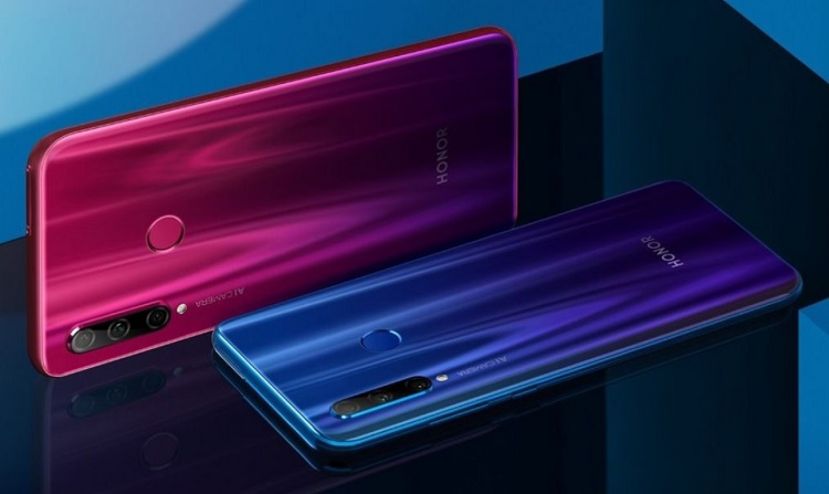 Honor 20i Now Official