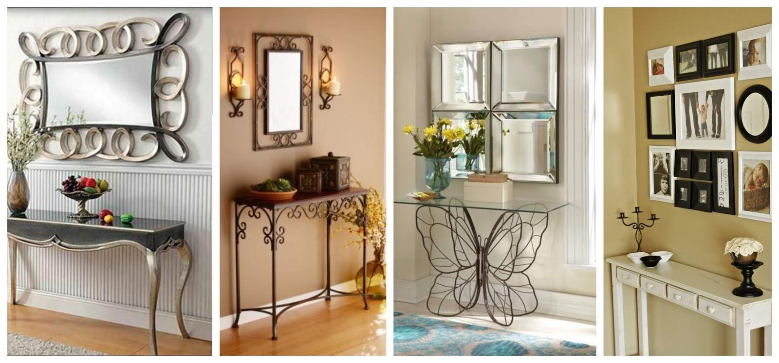 11 Mesas Decorativas Y útiles Para El Recibidor De La Casa