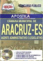 apostila Concurso Câmara de Aracruz 2016