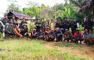 Kampung Digi di Perbatasan RI-PNG