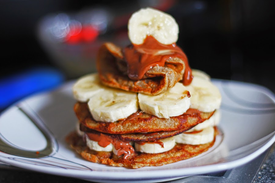vegan cleaneating pancake myberlinfashion cookwithmemonday