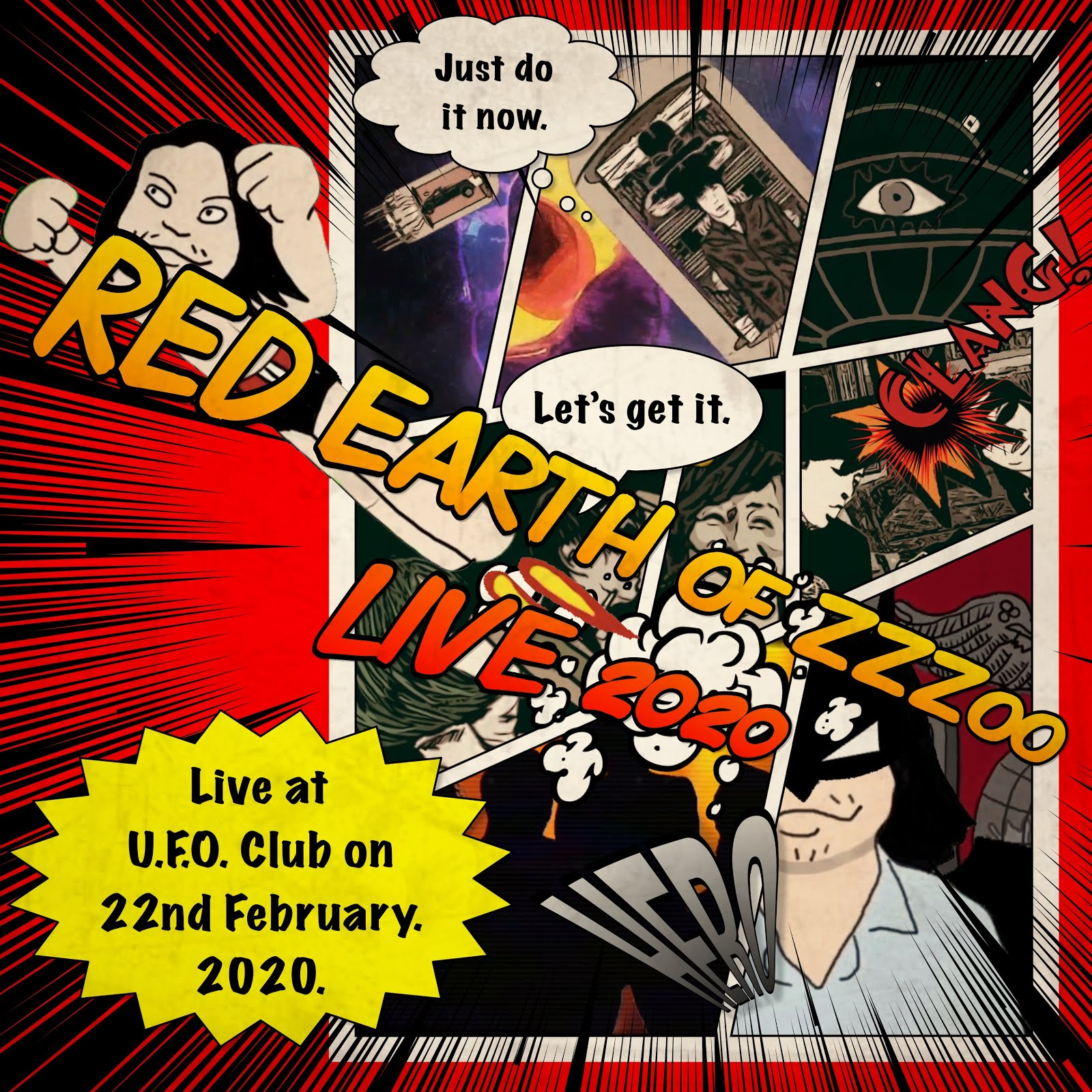 RED EARTH OF ZZZoo LIVE 2020
