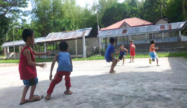 Agwan Base Permainan Tradisional Filipina