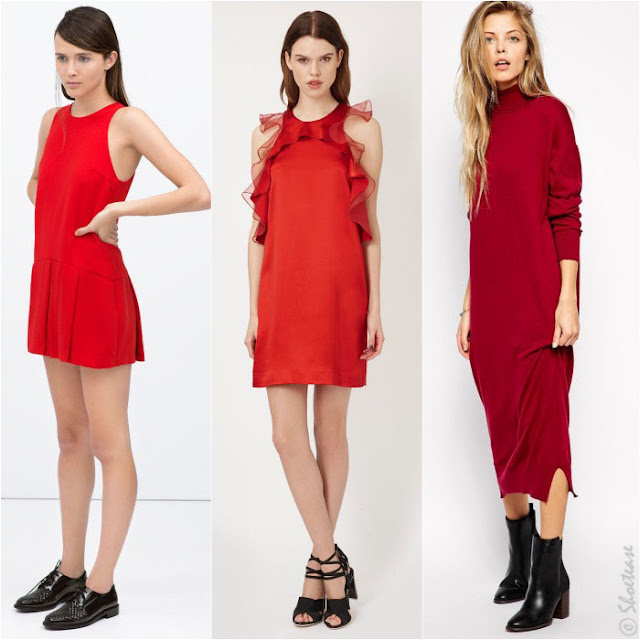 What To Wear With Red Dress For Wedding