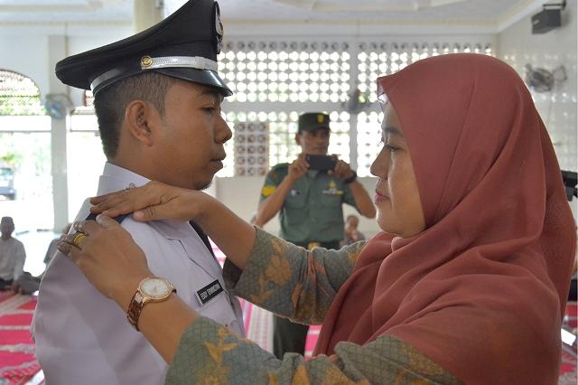 Illiza: Keuchik Harus Siap Memberi Pelayanan 24 Jam Bagi Warga