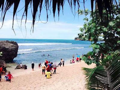 Alamat Pantai Slili Wonosari Gunung Kidul Jogjakarta