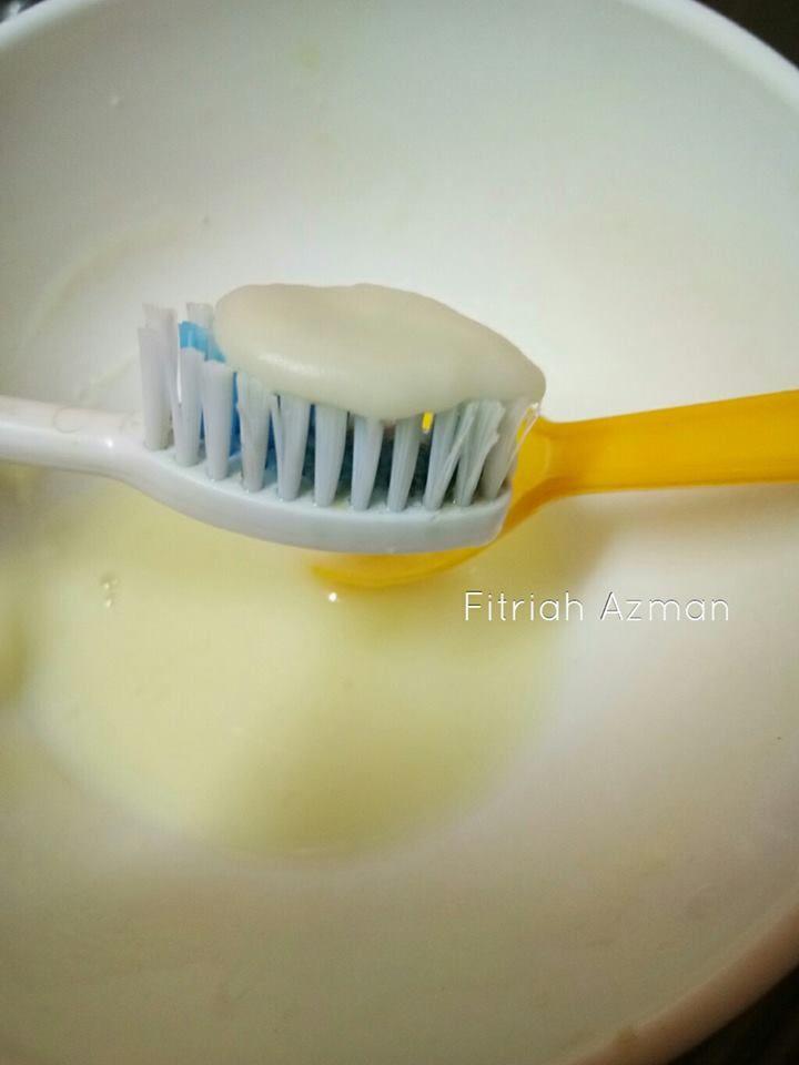 petua memutihkan gigi dengan garam