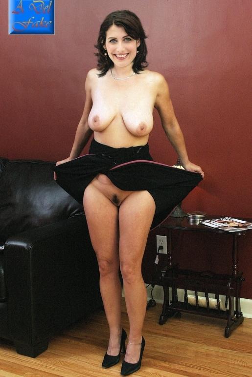 Lisa edelstein порно