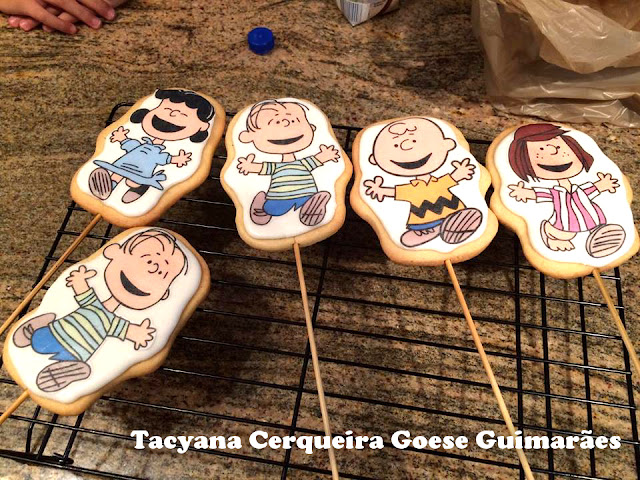 cookie, cookies, bolachas decoradas, snoopy