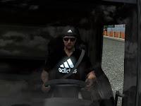 Skin Baju & Topi Untuk Driver
