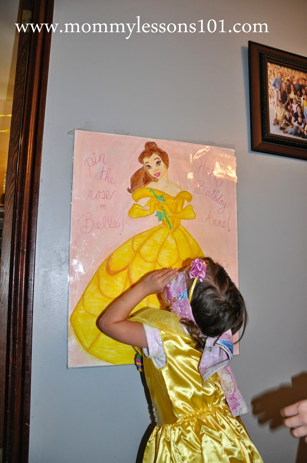 Mommy Lessons 101 Beauty And The Beast Birthday Party