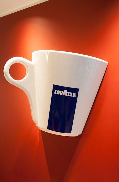 Lavazza innovation center-Torino