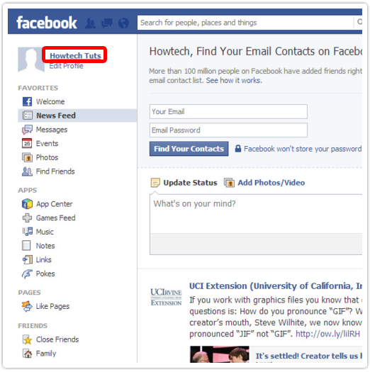 Clear search history facebook freemium facebook tutorial clear2bsearch2bhistory2bfacebook ccuart Image collections