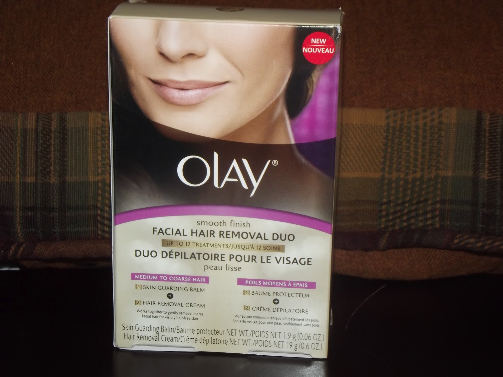 Just A Country Gal Olay Hair Removal Review