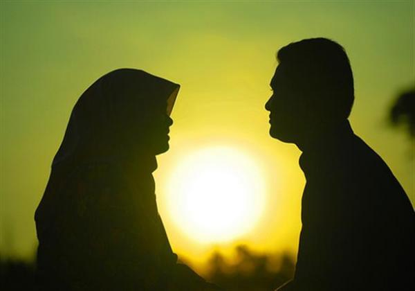ما هي حدود العلاقة الزوجية في رمضان وحكم القُبلة؟