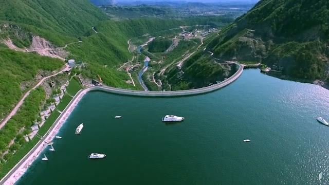 Проект зоны отдыха и туристического аттракциона на ИнгуриГЭС