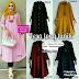 Baju Muslim Wanita Blouse Lesa Long Tunik