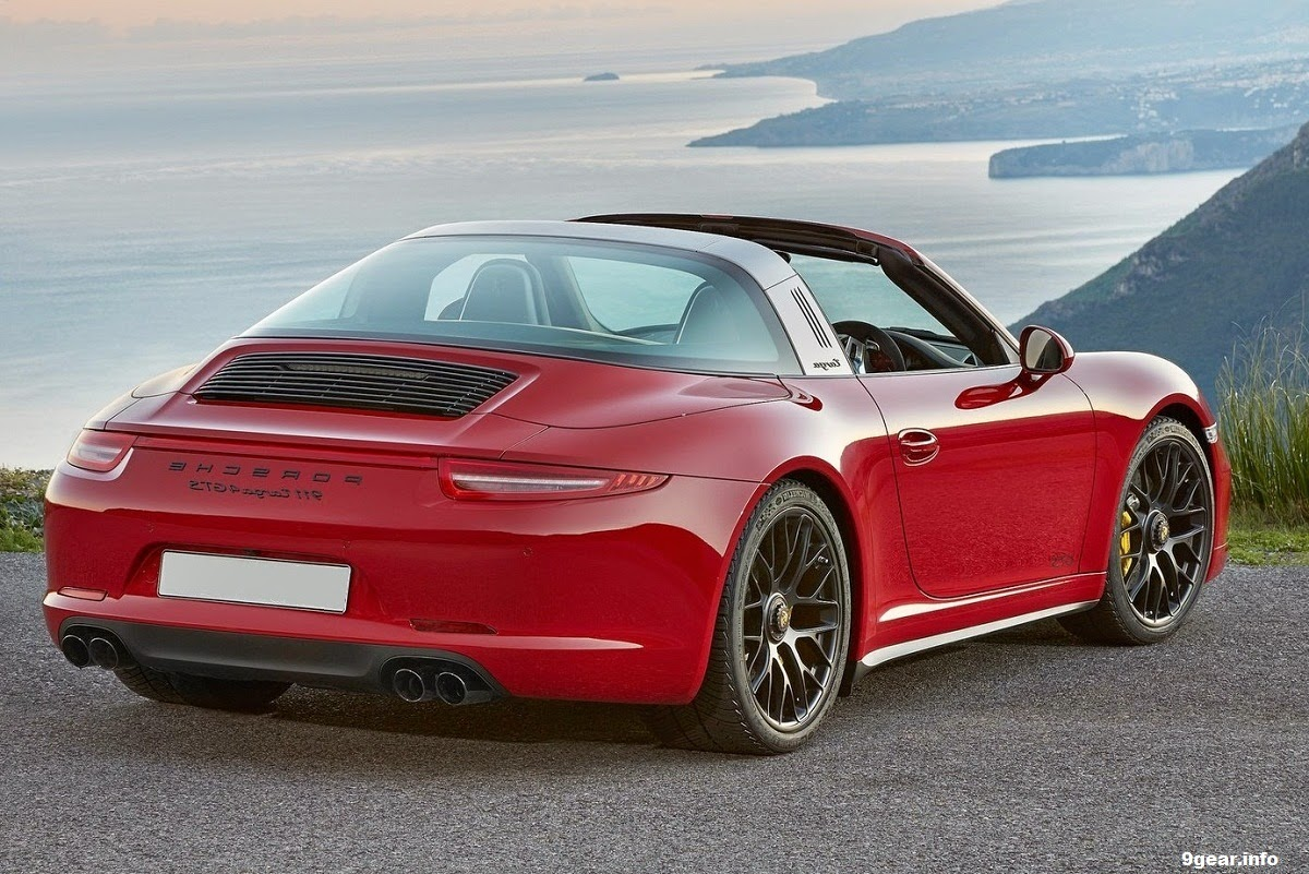 2016 porsche 911 targa 4 gts revealed car reviews new car pictures for 2018 2019. Black Bedroom Furniture Sets. Home Design Ideas