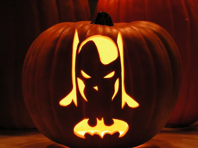Batman pumpkin carving Halloween Pinterest Batman pumpkin - bat template