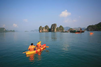 Ideal for Halong Bay Tour on Lavender Cruise