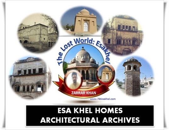 ESA KHEL HOMES-  ARCHITECTURAL ARCHIVES
