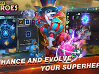 Land of Heroes Mod Apk Terbaru High Damage v0.06.0680 for Android