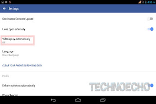 cara mematikan autoplay video di facebook Cara Mematikan Autoplay Video Facebook Di Android Dan PC
