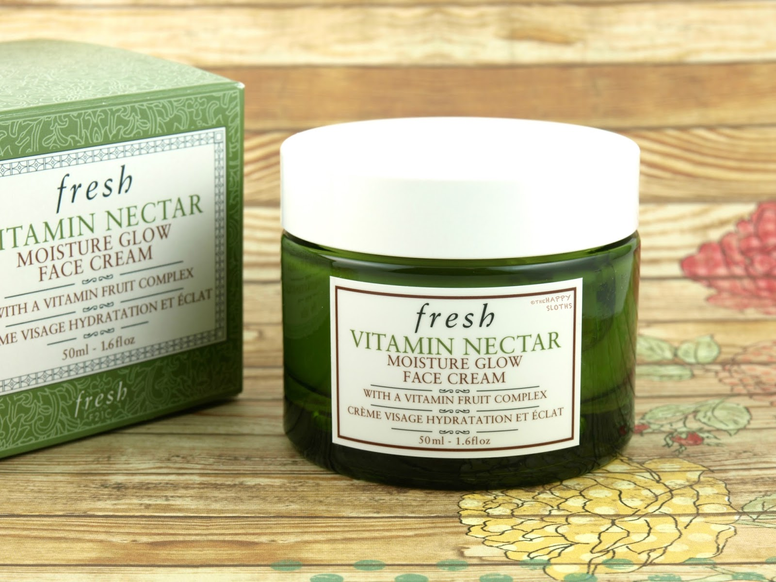 Fresh Vitamin Nectar Moisture Glow Face Cream: Review